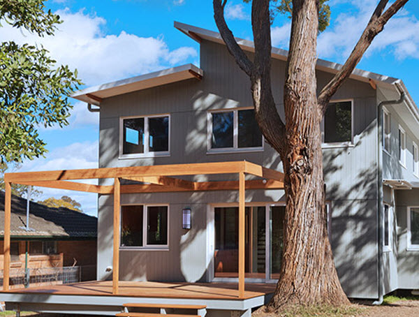 Sydney's first certified Passive House
