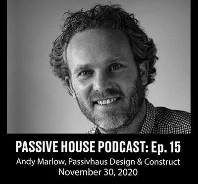 Passive House podcast